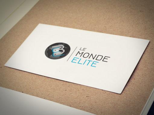Logo Le Monde Elite – logo