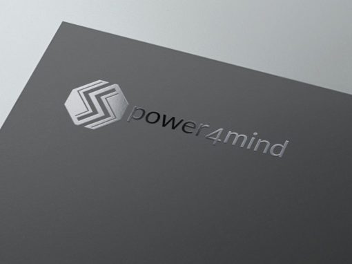Power4Mind – logo