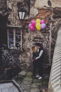 sesja portretowa dla par
