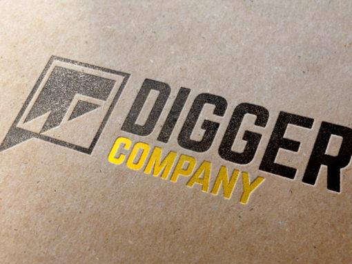 Digger Company – logo