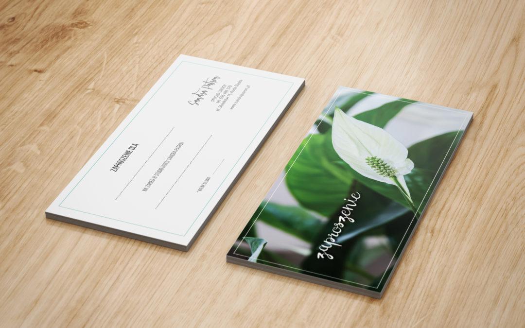 Studio Urody Sandra Patron – druki reklamowe