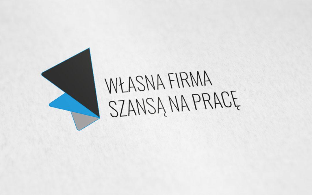 Własna Firma – logo